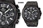 ¡Chollo! Reloj Casio Edifice EFR-538BK-1AVUEF barato 112€ -37% Descuento