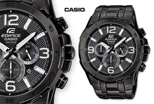 Reloj Casio Edifice EFR-538BK-1AVUEF barato blog de ofertas bdo