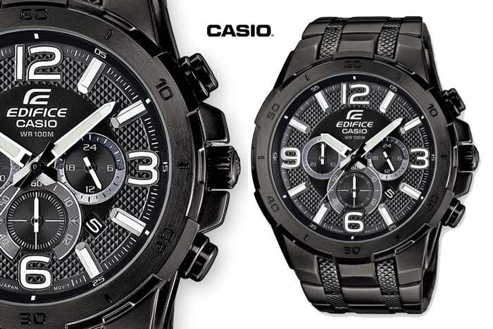 be4b15cf77af Reloj Casio Edifice EFR-538BK-1AVUEF barato blog de ofertas bdo