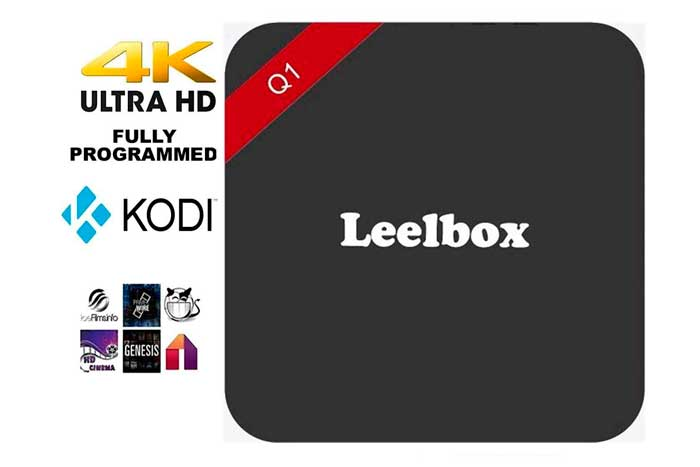 Android TV Leelbox Q1 barato