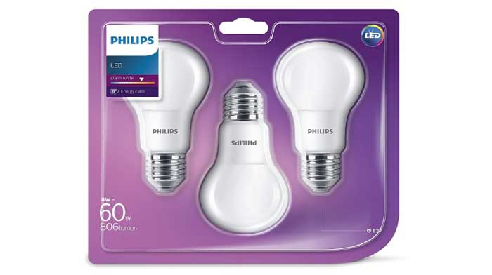 bombillas philips LED baratas chollos amazon blog de ofertas BDO