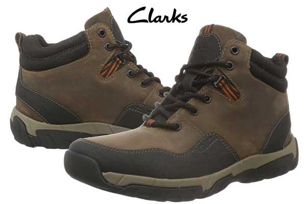 botines Clarks Walbeck baratos ofertas descuentos chollos blog de ofertas