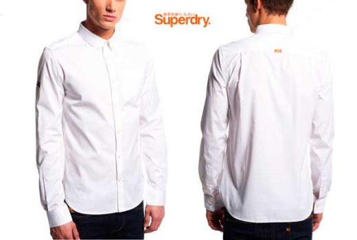 camisa Superdry Premium barata oferta descuento chollo blog de ofertas .