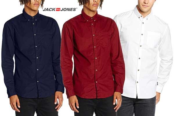 camisa jack jones Jorgavin barata oferta descuento chollo blog de ofertas