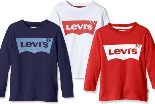 camiseta levis baratas ofertas descuentos chollos blog de ofertas