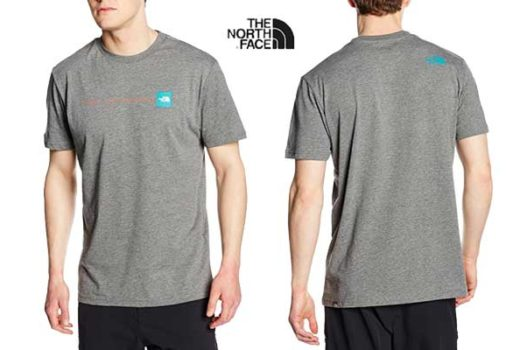 camiseta the north face barata oferta descuento chollo blog de ofertas