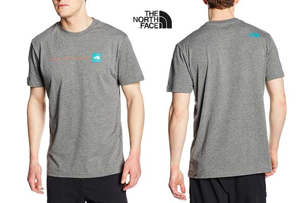 camisetas north face baratas