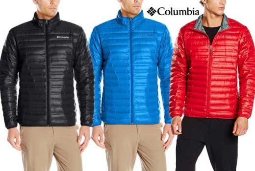 chaqueton columbia Flash Forward barato foerta descuento chollo blog de ofertas