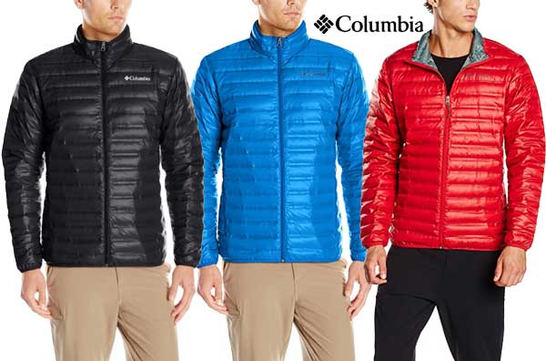 chaqueton columbia Flash Forward barato foerta descuento chollo blog de ofertas