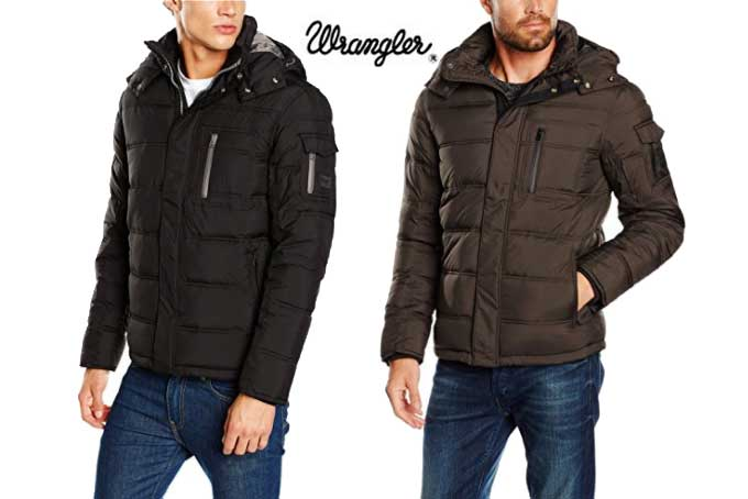 chaqueton wrangler the protector barata chollos amazon blog de ofertas bdo