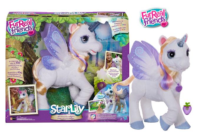 comprar Starlily Unicornio Mágico Furreal Friends barato