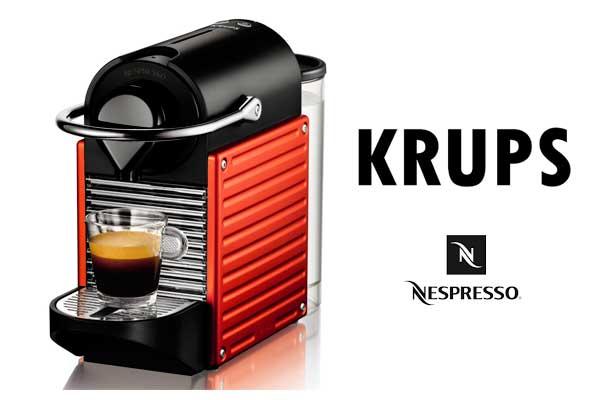 Comprar Cafetera Nespresso Pixie Red Krups barata chollos amazon blog de ofertas bdo