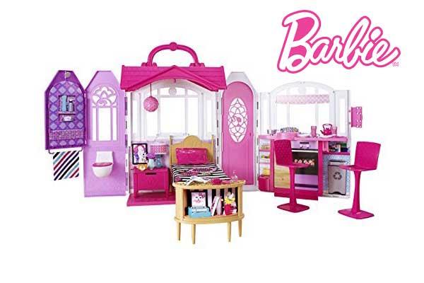 comprar Casa portátil Barbie barata chollos amazon blog de ofertas bdo