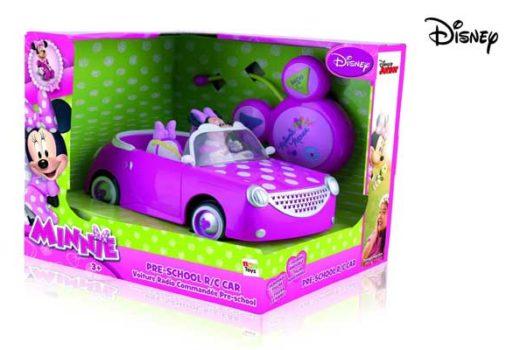 comprar Coche Radiocontrol Minnie barato chollos amazon blog de ofertas bdo