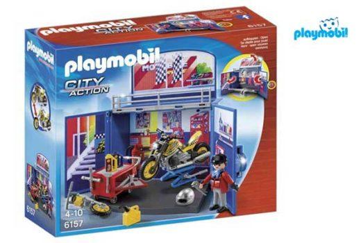 comprar Cofre Motos Playmobil barato chollos amazon blog de ofertas bdo