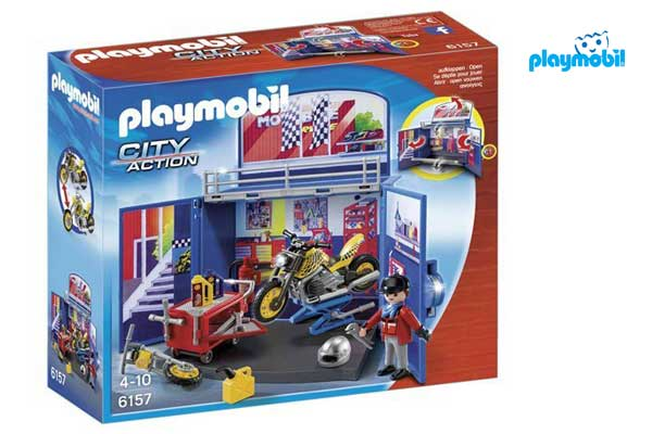comprar Cofre Motos Playmobil barato chollos amazon blog de ofertas bdo