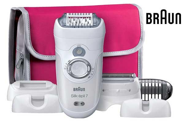 comprar Depiladora Braun Silk-épil 7 barata chollos amazon blog de ofertas bdo