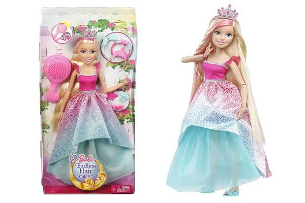 comprar Muñeca Barbie Gran Princesa barata chollos amazon blog de ofertas bdo