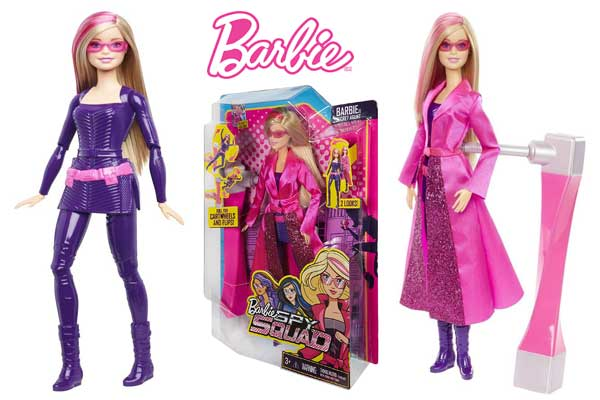 comprar Muñeca Barbie Superespía barata chollos amazon blog de ofertas bdo