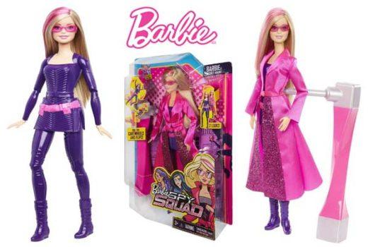 comprar Muñeca Barbie Superespía barata chollos amazon blog de ofertas bdo