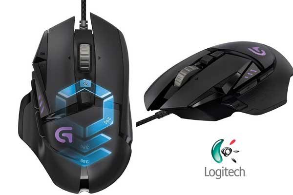 comprar Ratón Gaming Logitech G502 barato chollos amazon blog de ofertas bdo