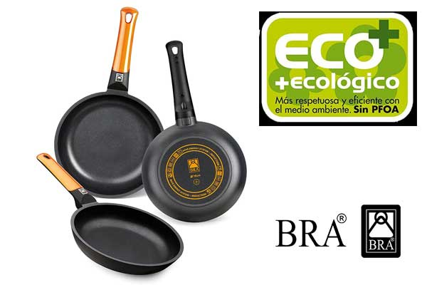comprar Set 3 sartenes Bra Efficient baratas chollos amazon blog de ofertas bdo