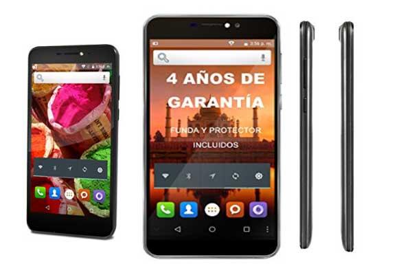 comprar Smartphone Intext Aqua Prime barato chollos amazon blog de ofertas bdo