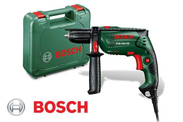 Comprar Taladro percutor Bosch barato chollos amazon blog de ofertas bdo