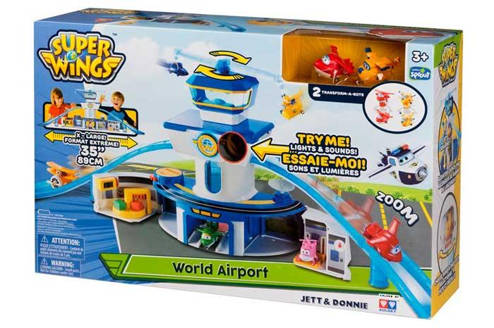 comprar Aeropuerto Internacional Super Wings barato chollos amazon blog de ofertas BDO