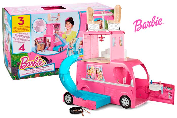 comprar autocaravana barbie barata chollos amazon blog de ofertas bdo