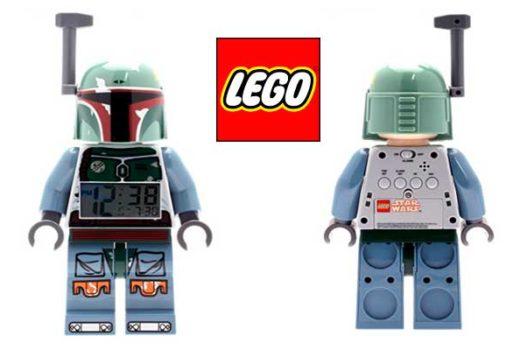 comprar Despertador Lego Star Wars barato chollos amazon blog de ofertas bdo