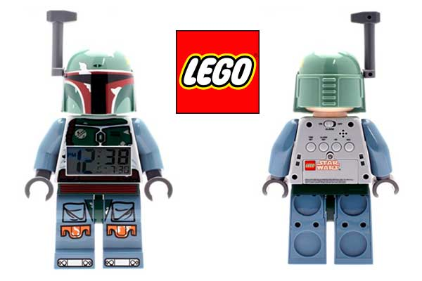 comprar Despertador Lego Star Wars barato chollos amazon blog de ofertas bdo