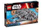 ¿Dónde comprar Halcón Milenario de Lego barato? Ahora sólo 102,99€ -34% Descuento