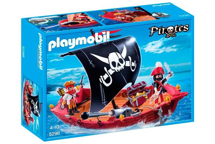 comprar playmobil barco corsario barato chollos amazon blog de ofertas bdo