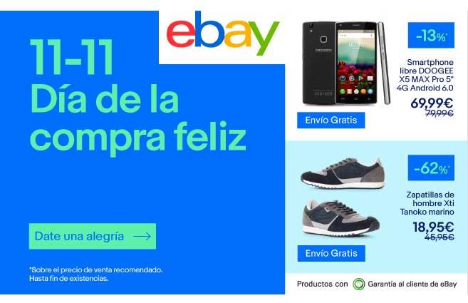 dia de la comprar feliz ebay chollos descuentos blog de ofertas bdo