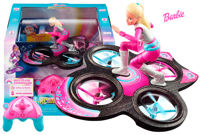 dron galactico barbie barato chollos amazon blog de ofertas bdo