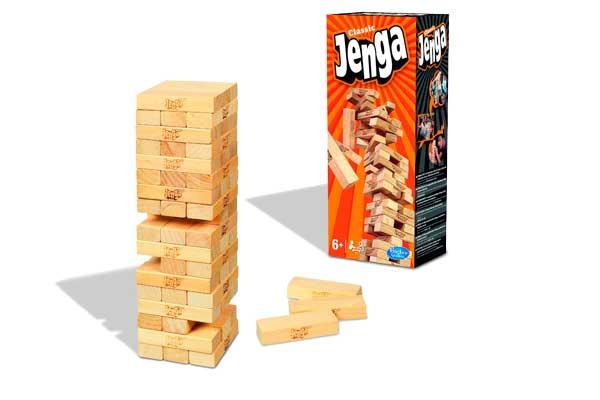 juego de mesa Jenga barato oferta descuento chollo blog de ofertas .