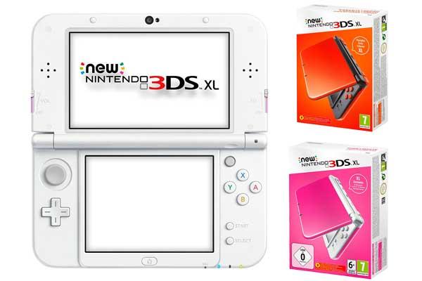 new nintendo 3ds xl barata oferta descuento chollo blog de ofertas