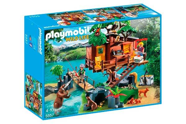 playmobil casa del árbol barata oferta descuento chollo blog de ofertas