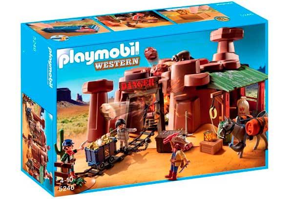 playmobil mina del oeste barato oferta descuento chollo blog de ofertas