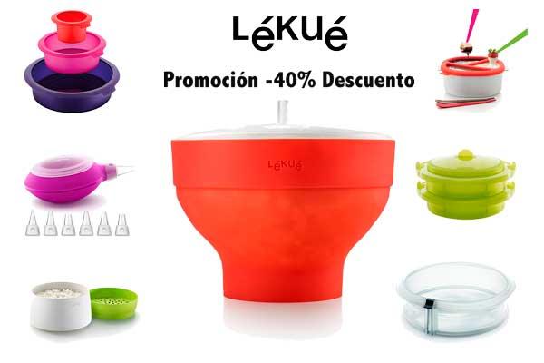 promoción Lékué -40% descuento blog de ofertas ofertas chollos