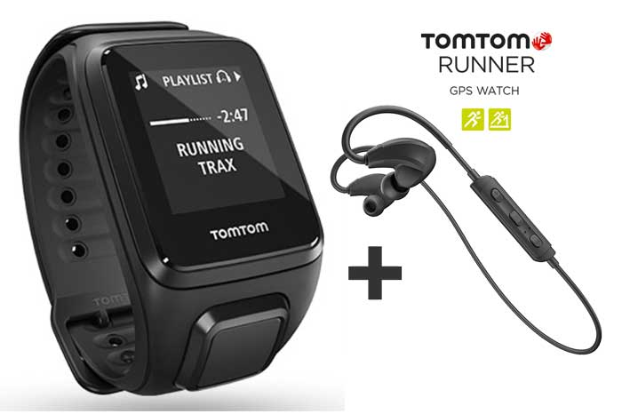 reloj gps tomtom spark musica barato chollos amazon black friday blog de ofertas bdo