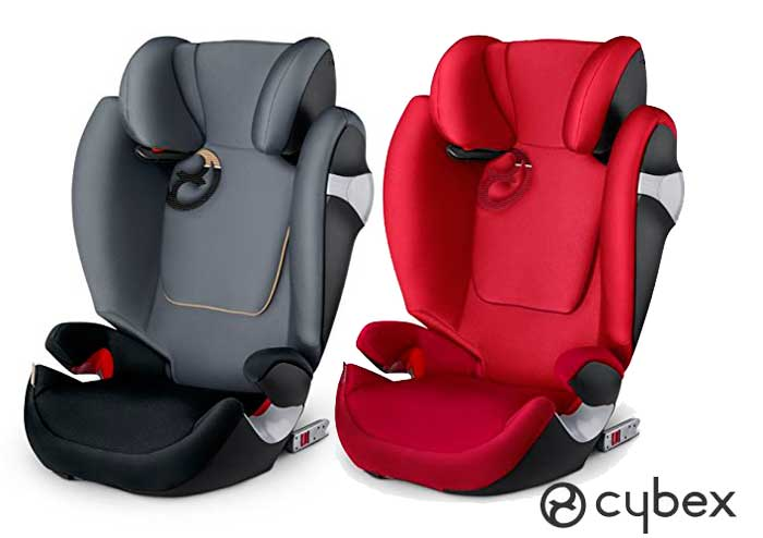 silla cybex solution m-fix barata oferta descuento chollo blog de ofertas