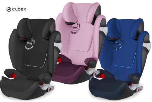 silla de coche cybex m-fix grupo 2-3 barata oferta descuento chollo blog de ofertas