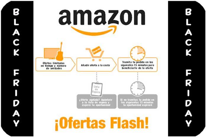 ¿Conoces los Trucos para Comprar primero en Black Friday Amazon?
