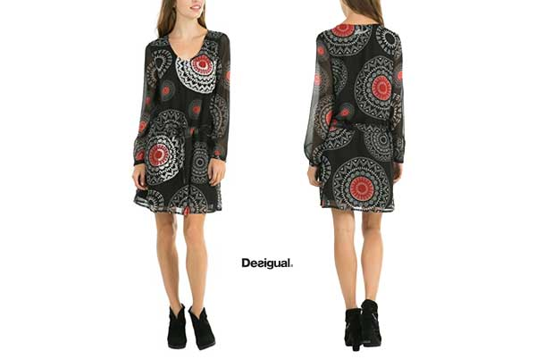 vestido desigual Aert barato oferta descuento chollo blog de ofertas