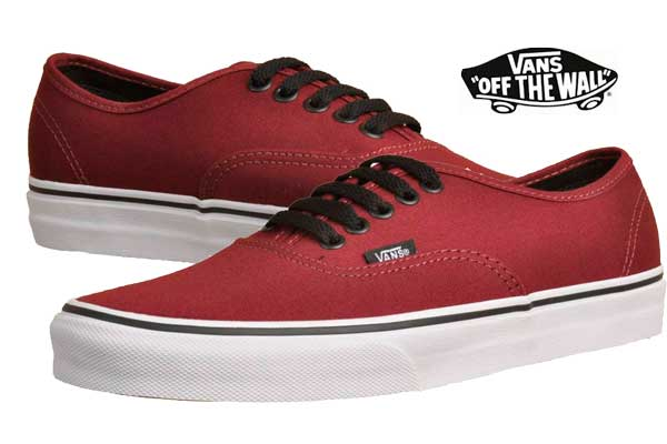 zapatillas vans AUTHENTIC QER5U8 baratas ofertas descuentos chollos blog de ofertas
