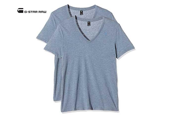 2 camisetas basicas g-star baratas chollos amazon blog de ofertas bdo