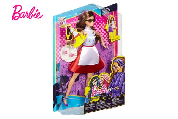 Barbie teresa superespía barata oferta descuento chollo blog de ofertas