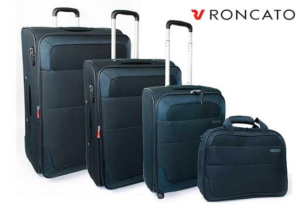 Juego de maletas Roncato barato oferta descuento chollos blog de ofertas